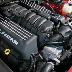 6.4 hemi engine