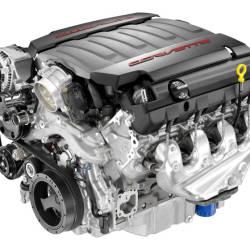 GM 6.2L LT1 V8