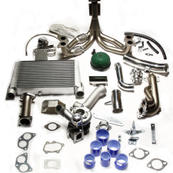 BRZ FRS Stage 1 turbo system