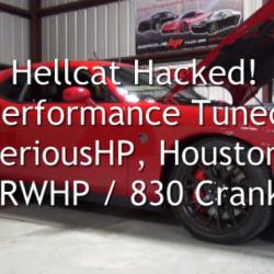 Hellcat Tuning