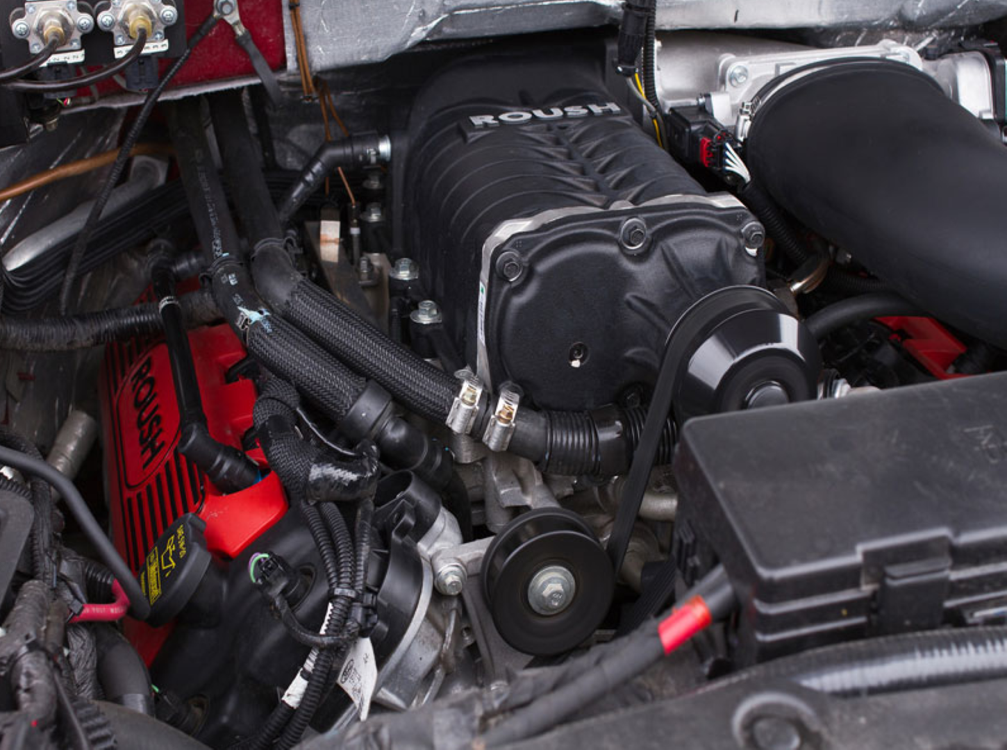 Roush Supercharger F150