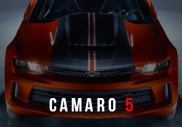 Camaro Performance Packages