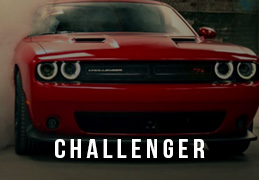 Dodge Challenger Performance Packages