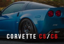 Corvette Performance Packages
