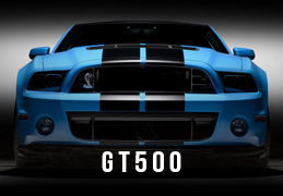 GT500 Performance Packages