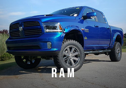 Dodge RAM Performance Packages