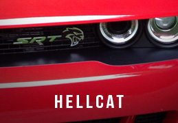 Hellcat Performance Packages