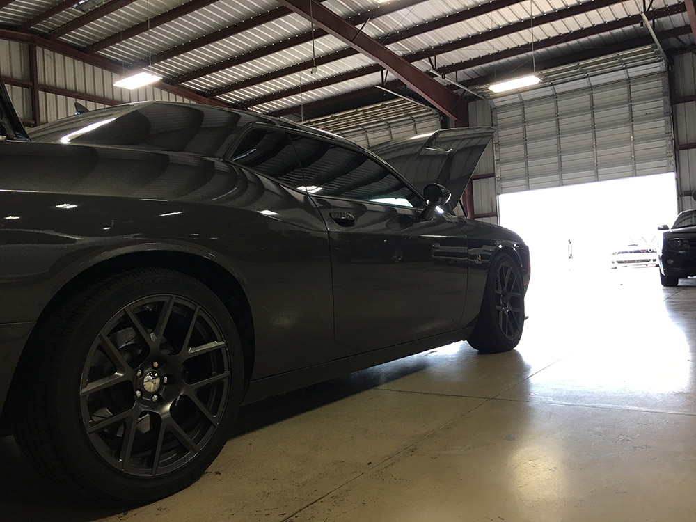 Challenger Performance Packages in Houston