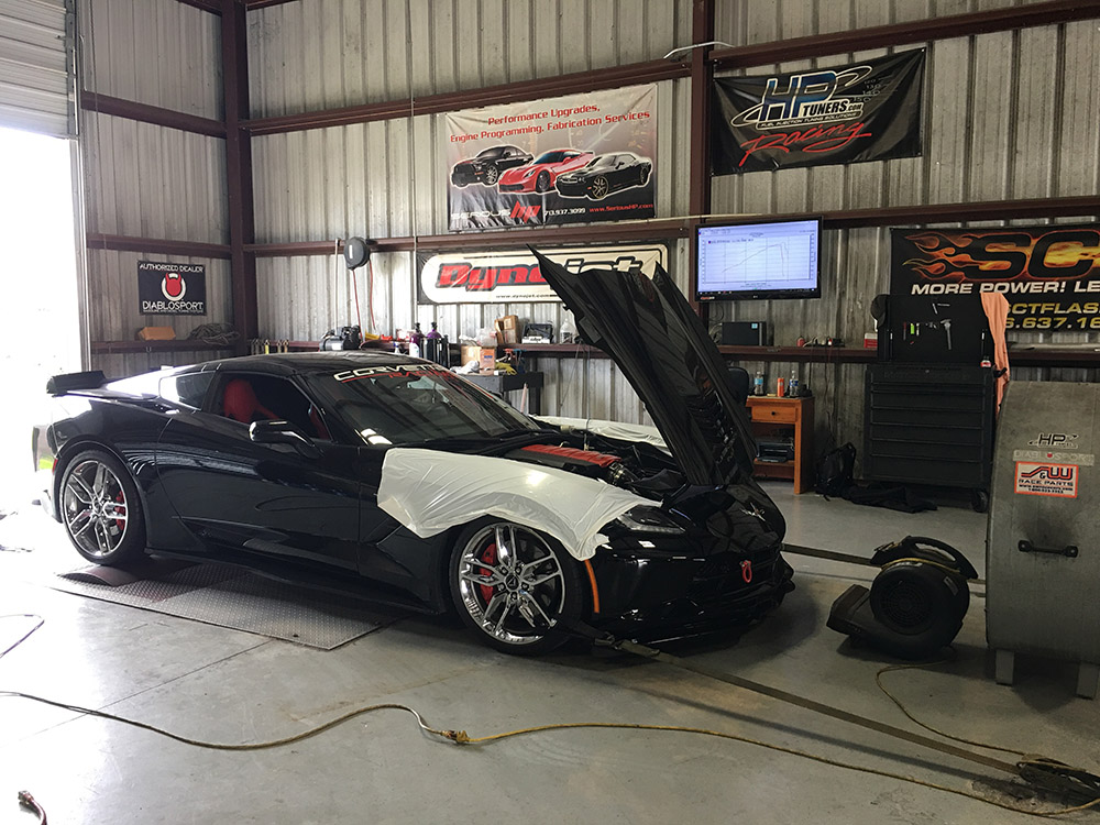 Corvette C7 Performance Packages in Houston