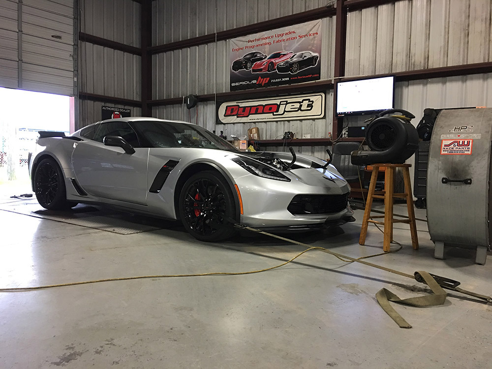 Dyno Tuning in Houston Serious-HP
