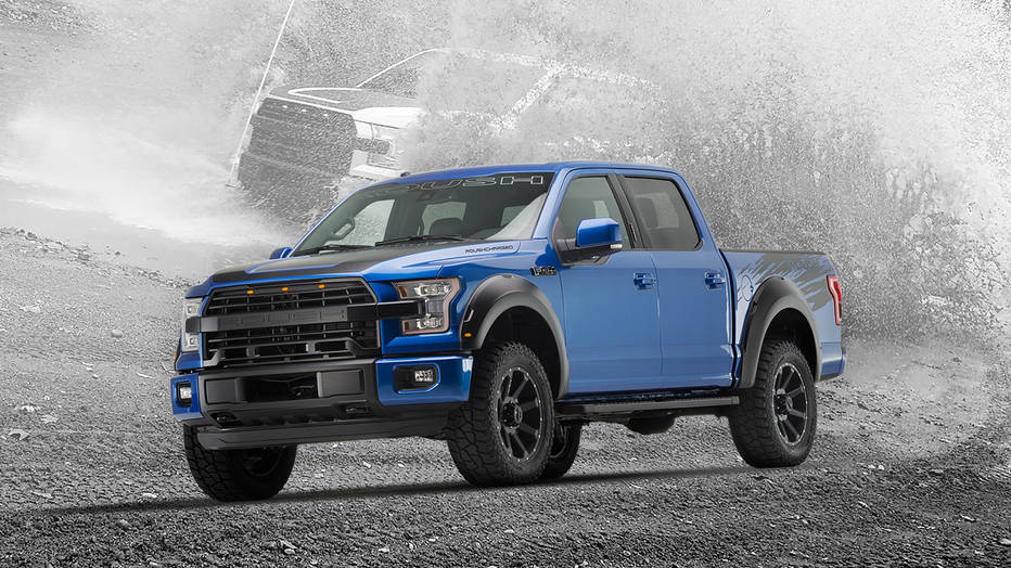 F-150 Performance Packages in Houston