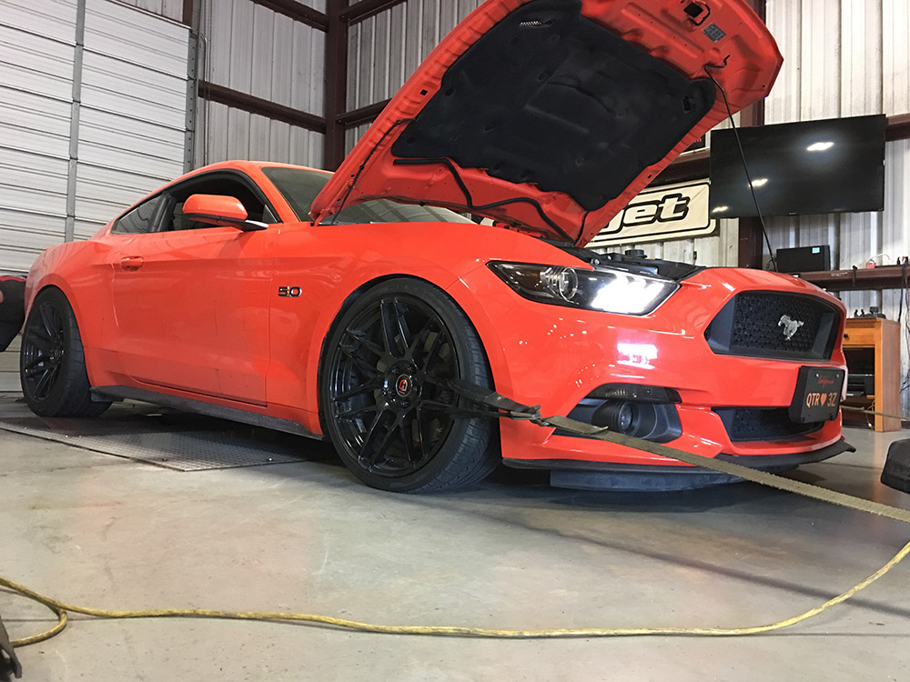 Mustang GT Performance Packages Houston