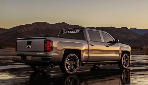 Silverado Performance Packages in Houston