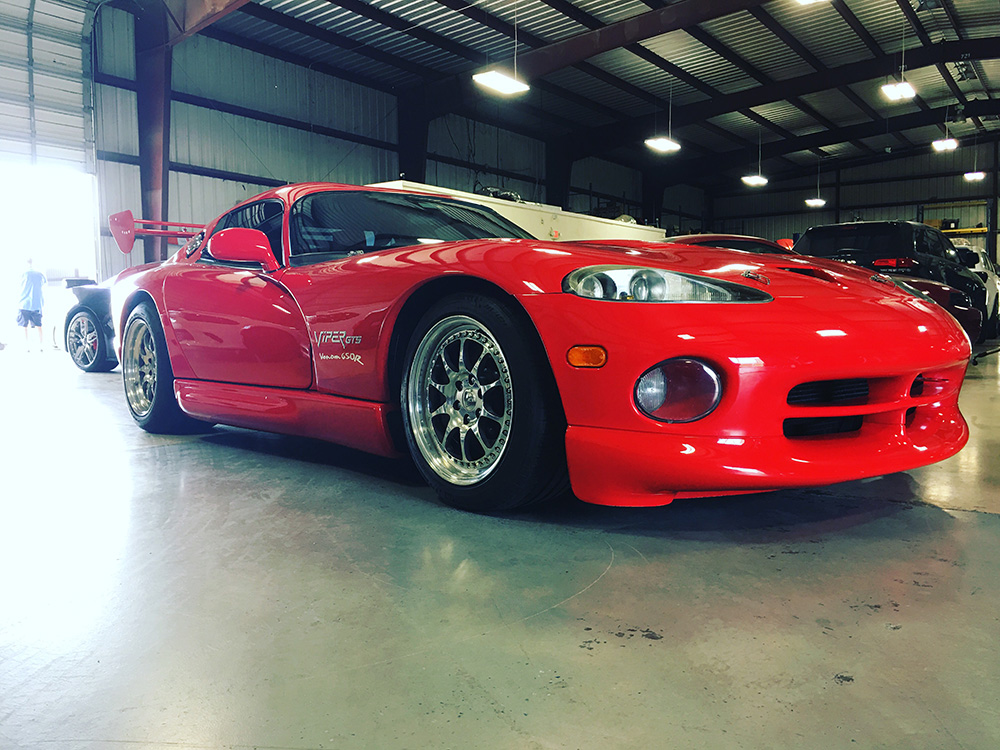 viper performance packages in Houston